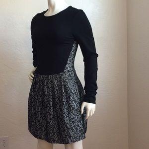 Wilfred  Tartine dress in fab Japanese fabric